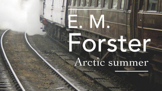 ARCTIC SUMMER –  Traduit par  Georges-Michel SAROTTE